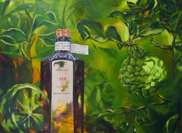 Bergamotte & Bourbon-Vanille